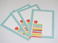 free printable classroom notecards   http://www.andersruff.com/custom-printable-parties/diy/ruff-draft-back-to-school-teacher-gift-ideas-free-printables/#