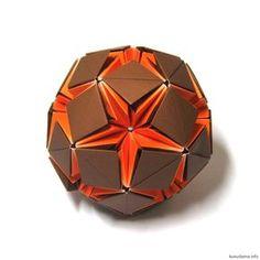 #Tutorial  Star Planet & Stellar Flare Designer: Natalia Romanenko  on kusudama.info