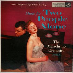 The Melachrino Orchestra - Music for Two People Alone (1954)