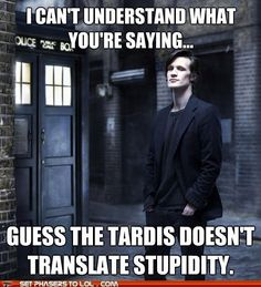 15 of the Best Doctor Who Captions of All Time - Cheezburger