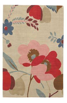 Contemporary Rugs - UK Handmade Modern Rugs - The Rug Company Living Room Carpet, Rugs In Living Room, Contemporary Rugs, Modern Rugs, Candy Flowers, Big Rugs, Rug Company, Bird Drawings, Kids Decor