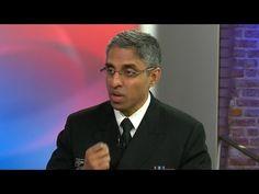 Surgeon General Dr. Vivek Murthy discusses Zika threat, America's opioid crisis…
