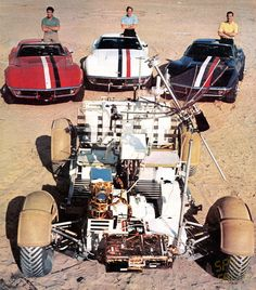 Apollo 15 Crew: David R. Scott, commander Alfred M. Worden, command module pilot James B. Irwin, lunar module pilot Lunar Module: FalconCommand and Service Module: Endeavour Launch: July 26, 1971 13:34:00 UT (9:34:00 a.m. EDT) Kennedy Space Center...