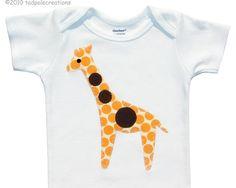 spotty giraffe (via tadpolecreations)