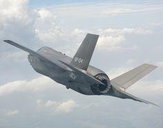 COMRADES: Lockheed Martin F-35 Lightning II