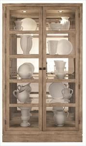65 best curios bookcases and china cabinets images - Bathroom vanities nebraska furniture mart ...
