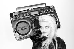 Sky Ferreira (photographed by Terry Richardson)