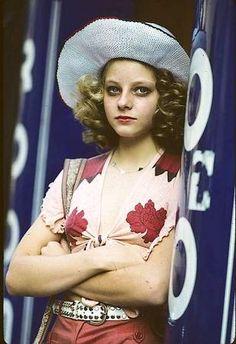 Da haben die Lämmer noch nicht geschwiegen: die junge Jodie Foster.    Foto: Steve Schapiro