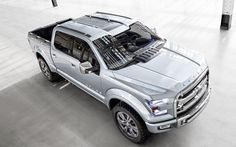 2017 Ford Atlas is a full-size truck