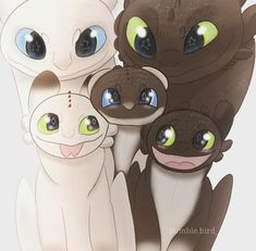 Credits to artist Hiccup And Toothless, Httyd, Cute Disney Wallpaper, Cute Wallpaper Backgrounds, Cute Disney Drawings, Cute Drawings, Toothless Wallpaper, Desenhos Love, Dragon Family