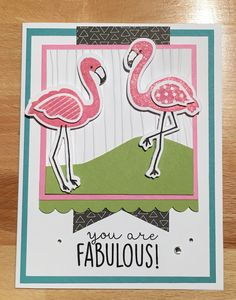 Created with Tickled Pink stamps & Thin Cuts by Close To My Heart by EllyMae.ctmh.com