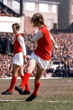 Charlie George Arsenal 1971