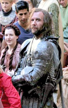 Rory McCann as Sandor Clegane - Game of Thrones