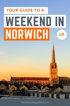 Weekend in Norwich - What to See, Eat, Do - Roaming Required Backpacking Europe, Europe Travel Guide, Travel Guides, Travel Uk, Europe Destinations, Amazing Destinations, European Vacation, European Travel, Scotland Travel