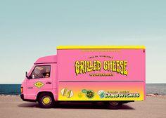 Grilled Cheese Wonderland on Behance