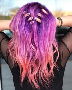 10.3 k mentions J'aime, 77 commentaires – Pulp Riot Hair Color (@pulpriothair) sur Instagram : « @xostylistxo is the artist... Pulp Riot is the paint. »
