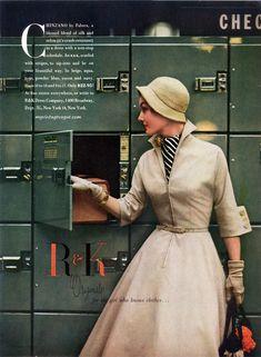 So stylish! R & K Originals 1953