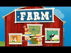 Bamba Farm App - Lustiges Bauernhof Spiel für Kinder (iPad, iPhone)
