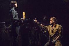 Bringing him home: ASU alum returns in starring role in 'Les Misérables'