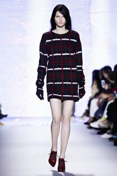 Lacoste Ready To Wear Fall Winter 2014 New York - NOWFASHION