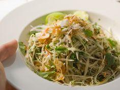 burmese coleslaw
