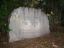Grave of Eugene O'Neill