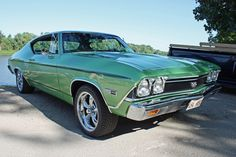 1968 Chevy Chevelle SS