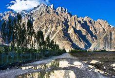 Karakoram Highway, Cina
