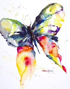 Butterfly by Nadine Ramelb - Prints available for purchase.   WOW.........   LOVE THIS !!!!