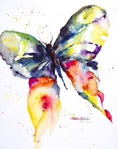 Butterfly by Nadine Ramelb