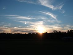 Sunset At Cobblestone