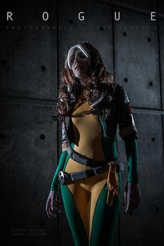 Rogue: I <3 her!  So my favorite X-men <3