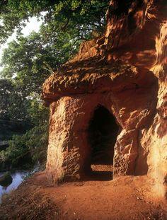 Laceys Caves, Penrith, Cumbria.