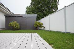 Sichtschutzmauer Modulare Wandsysteme