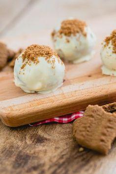 Bastogne truffels. Een perfecte traktatie of lekkere snack.