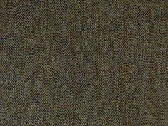 Harris Tweed Wool Fabric Bracken - Curtain & Upholstery - The Millshop Online Black Bedroom Furniture, Bedroom Black, Harris Tweed Fabric, Brown Curtains, Herringbone Fabric, Retro Bathrooms, Master Bedroom Design, Bedroom Designs, French Fabric