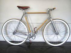 Félix Guyon on Behance Velo Retro, Velo Vintage, Retro Bike, Objet Deco Design, Wood Bike, Fixed Gear Bike, Bicycle Maintenance, Mountain Bicycle, Bike Seat