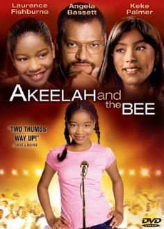 Akeelah And The Bee (2006) Angela Bassett played the role of Tanya.