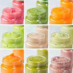 Homemade Baby Food 9 Ways by Tasty