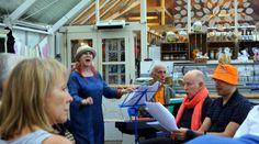 all together now a1 a 2 a 1234 at Clifton Nurseries 2014 sing for joy