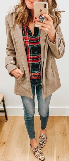 Festive Style: brown