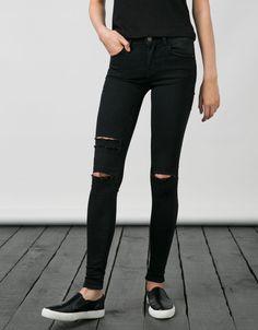 Bershka Mexico - Jeans BSK elástico