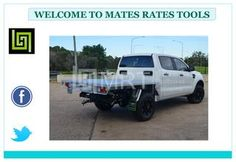 Aluminium Ute Trays For Sale Adelaide Brisbane & Ute Canopies Brisbane by matesratestools.deviantart.com on ...