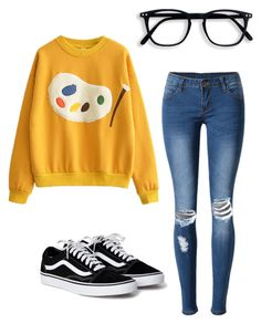 """""""Untitled #964"""" by ladylunaslife on Polyvore featuring WithChic"""