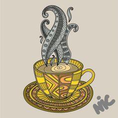 Coffee... 😊