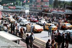 Pictures - 1974 Spa 24h