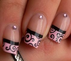 34 Hot Beautiful Spring Nails Ideas GET LISTED TODAY! www.HairnewsNetwo...  Hair News Network. All Hair. All The time.