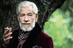 Sir Ian McKellen (Gandalf, Magneto) set to play another icon in Sherlock Holmes
