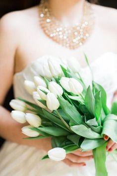Os mais bonitos ramos de noiva com túlipas: Escolha já o seu favorito e arrase no grande dia! Image: 1