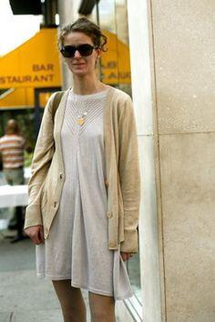 On The St., Manhattan « The Sartorialist Old Man Fashion, Womens Fashion, Carine Roitfeld, Savile Row, Sartorialist, Knit Tie, Thom Browne, Vogue Paris, Manhattan